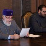 Մայր Աթոռ Սուրբ Էջմիածնում կայացել է Հայաստանյան եպիսկոպոսաց ժողովը