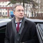 Վլադիմիր Մեդինսկին նշանակվել է ՌԴ նախագահի օգնական