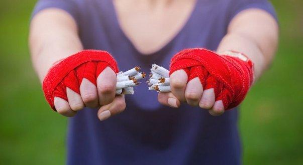 Դիետա, որը կօգնի թողնել ծխելը
