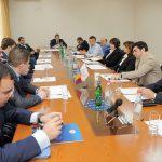 ՀՖՖ գրասենյակում տեղի է ունեցել Հայաստանի ֆուտբոլի ֆեդերացիայի գործադիր կոմիտենի նոր կազմի առաջին նիստը
