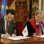Երեւանը պատրաստվում է ունենալ «կանաչ» տրանսպորտ. քաղաքապետն ու ԵՄ դեսպանը հուշագիր են ստորագրել