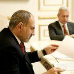 Նիկոլ Փաշինյանի մոտ շարունակվել են վարչապետի աշխատակազմի 2020թ. բյուջեի շրջանակում նախատեսված ծրագրերի ու միջոցառումների վերաբերյալ քննարկումները