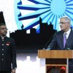 Մհեր Գրիգորյանը մասնակցել է Հնդկաստանի Հանրապետության ազգային տոնի՝ Հանրապետության օրվա 70-ամյա հոբելյանին նվիրված միջոցառմանը