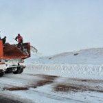 Հայաստանի մի շարք մարզերում ձյուն է տեղում