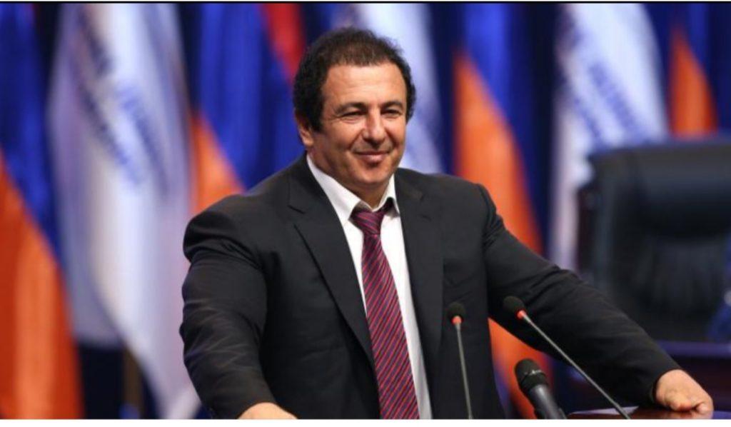 ԲՀԿ նախագահ Գագիկ Ծառուկյանի շնորհավորական ուղերձը Հայոց բանակի կազմավորման 28-ամյակի առթիվ