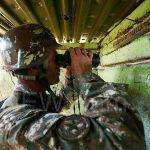 Հակառակորդի կրակոցից պայմանագրային զինծառայող է վիրավորվել