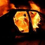 Կիլիկիա թաղամասում՝ մարզադաշտի մոտակայքում ավտոմեքենա է այրվել