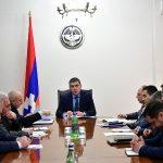 Գրիգորի Մարտիրոսյանը հրավիրել է ընդլայնված խորհրդակցություն` էլեկտրաէներգիայի արտադրության բնագավառում իրականացվող աշխատանքների վերաբերյալ