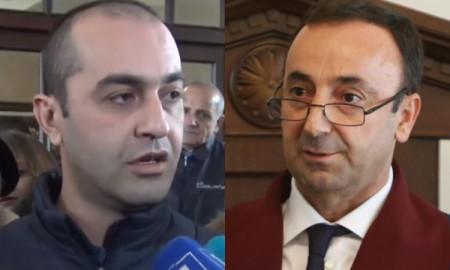 Հրայր Թովմասյանի բնակարանից ոչինչ չի հայտնաբերվել. խուզարկություններն ավարտվել են. Ամրամ Մակինյան