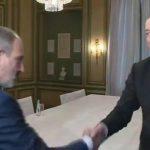 Մյունխենում առանձնազրույց են ունենում Նիկոլ Փաշինյանը և Իլհամ Ալիեւը(ուղիղ)
