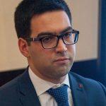 Ռուստամ Բադասյանը Դեբորա Գրիզերի հետ քննարկել է հակակոռուպցիոն պայքարում համագործակցության հարցը