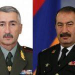 Արթուր Բաղդասարյանն ու Ալեքսան Ալեքսանյանն ազատվեցին պաշտոններից. Նախագահը ստորագրել է