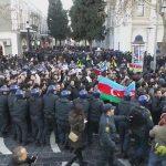 ԵԽԽՎ համազեկուցողները մտահոգված են Ադրբեջանում ցուցարարների հանդեպ բռնությամբ
