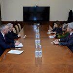 Ատոմ Ջանջուղազյանը կարեւորել է ՀՀ կառավարության բարեփոխումների գործընթացներում ԵՄ-ի ակտիվ մասնակցությունը
