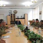 «Նա ունի մեծ փորձ». Բակո Սահակյանը բանակի հրամկազմին է ներկայացրել գեներալ-մայոր Ջալալ Հարությունյանին