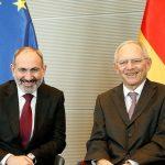Գերմանիան աջակցում է ՀՀ-ում իրականացվող դատաիրավական բարեփոխումներին. Վարչապետը հանդիպել է Բունդեսթագի նախագահի հետ