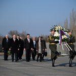 Սլովակիայի արտաքին եւ եվրոպական գործերի նախարար Միրոսլավ Լայչակն այցելել է Հայոց ցեղասպանության հուշահամալիր