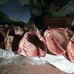 Արդեն մորթված կենդանիները, առկա միս-մսեղիքը ՍԱՏՄ տեսուչների ներկայությամբ ու ջանքերով թաղվել են