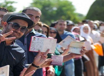 Հայերը Իրանում մասնակցել են ընտրությունների