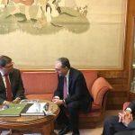 Զոհրաբ Մնացականյանը հանդիպել է Կուբայի ԱԳ նախարար Բրունո Էդուարդո Ռոդրիգես Պարիլլային
