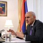 Իրանում ՀՀ դեսպանը հորդորել է խուճապ չտարածել