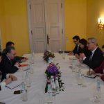 Զոհրաբ Մնացականյանը հանդիպել է Մալթայի արտաքին գործերի և եվրոպական հարցերով նախարար Էվարիստ Բարտոլոյի հետ