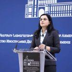 Արցախի ժողովուրդը չի մասնակցել Ադրբեջանի ընտրություններին ո՛չ հիմա եւ ո՛չ էլ Ադրբեջանի Հանրապետության ողջ պատմության ընթացքում.ԱԳՆ խոսնակ